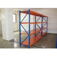 Wholesale Steel Light Duty Storage Rack / Racking System For Warehouse Corrosion Protection from china suppliers