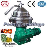 Wholesale Automatic 3 Phase Separator Centrifuge Filtration Systems Continuous Palm Oil Bowl Centrifuge from china suppliers