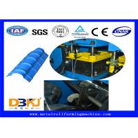 Quality Full Automatic Roof Gutter Roll Forming Machine With 12 Months Warranty for sale