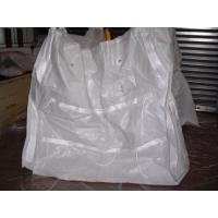 Wholesale Gravel Bulk Large Piping Bags With 2500lbs Capacity , White Color from china suppliers