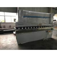 Wholesale Safety Guillotine steel Shearing Machine / Hydraulic Press Brake from china suppliers