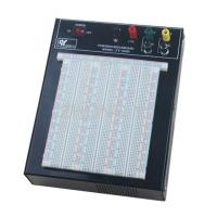Wholesale Colored Coordinates Solder Powered Breadboard with 5 Distribution Strips from china suppliers