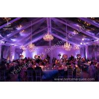 Wholesale Decorations Clear Top Tent Wedding Party , transparent tents for weddings from china suppliers