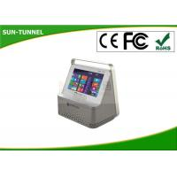 Wholesale ODM Restaurant / Hotel / Lobby Outdoor Information Kiosk With Ticket Printer from china suppliers