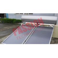 High Absorption Closed Loop Solar Water Heater , Solar Panel Water Heater 300L