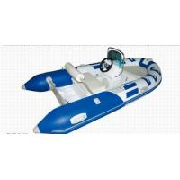 Buy cheap Blue Small Rib Boat 3.5m PVC Chemical Resistance With Sporty Wide Body Frame from wholesalers