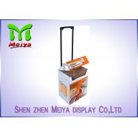 Wholesale Gift Waterproof Cardboard Box With Handles / Recycled Cardboard Suitcase from china suppliers