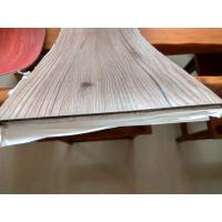 Buy cheap Self-adhesive Wood Pattern 152.4*914.4MM PVC Floor, with 2.0mm thickness and 0.15mm wear layer from wholesalers