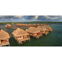 Quality Yellow Overwater Bungalow  for sale