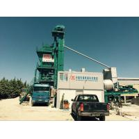 Wholesale 310KW Installed Power Mobile Asphalt Plant Road Making Machine 40M3 Hot Bin Section from china suppliers