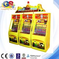 Buy cheap Rapid Adventure lottery machine ticket redemption game machine from wholesalers
