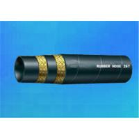 Wholesale Oil Resistant Custom Hydraulic Hoses SAE 100R2 AT / DIN20022 EN 853 2SN from china suppliers