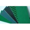 Buy cheap Grass Pattern Rough Surface PVC PU Conveyor Belt Fire Retardant Portable Conveyor Belt from wholesalers