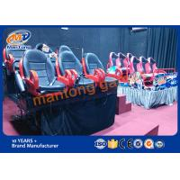 Wholesale Vivid Effect 7D Movie Theater 7d Virtual Experience Easy Maintenance from china suppliers