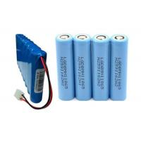 Quality 3.7V 3200mah 18650 Li Ion Battery With Original LG MH11865 Cell , High Drain Type for sale