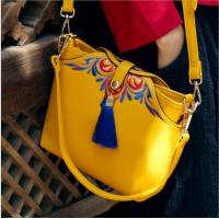 Buy cheap New mini combination bag shoulder bags cross body bags fashion tassel ladies spring summer bags from original factory from wholesalers