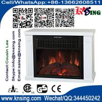 Wholesale log burning flame electric fires stoves EF480 MINI TABLE climat chimenea Heater Slogger desktop fireplace heater from china suppliers