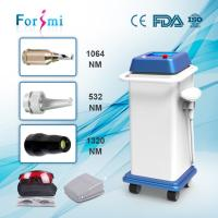 Wholesale Professional beauty salon use  tattoo removal 1064 nm 532nm 10Hz q switch nd yag laser handpiece from china suppliers