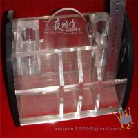 Wholesale clear acrylic makeup organizer from china suppliers