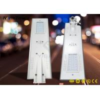 Wholesale Smart LED Solar Street Lights with Bridgelux LED , Solar Powered Led Street Lights from china suppliers