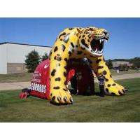 Wholesale Creative Inflatable Jagual Entrance With Business Logo For Promotion from china suppliers