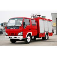 Wholesale Dongfeng XBW 200gallon fire pumper vehicle from china suppliers