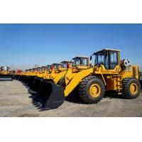 Buy cheap Earth Moving Machine, 5Ton Bucket Wheel Loader Road Construction Equipment from wholesalers