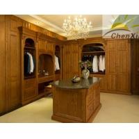 Wholesale Large Space Eco - Friendly Solid Wood Wardrobe Stable Jointing Frame from china suppliers