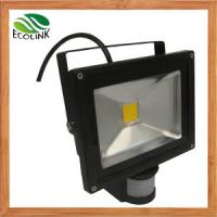 Wholesale China LED Lighting /30W LED Flood Light with PIR Sensor from china suppliers