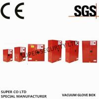 Wholesale 90 Gallon Free Standing Lockable Storage Cabinets , Flammable Storage Locker from china suppliers