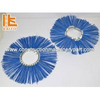 Wholesale Road Construction Machine Parts Road Roller Parts Plastic Cleaning Brush from china suppliers