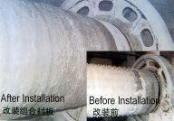 Wholesale Boltless Ball Mill Lining For Coal Mill , Cement Mill , Mine Mill from china suppliers