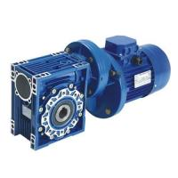 Quality PC-WMRV worm geared motor with pre-stage helical unit / Motovario NMRV worm gearbox size for sale