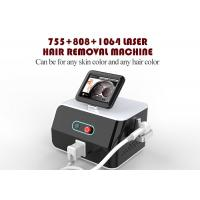 Wholesale Portable Diode Hair Remover Laser Machine , 808nm Diode Laser Machine from china suppliers