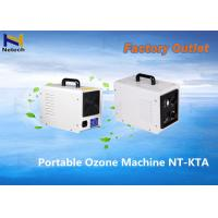 Wholesale White Home 3000 Mg/Hr Household Ozone Generator For Fruit Vegetable Purifier from china suppliers