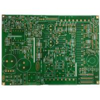 Wholesale 4 Layer PCB Board Rigid Fr-4 , Green PCB Lead Free Solder Mask from china suppliers