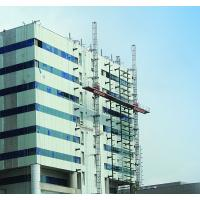 Wholesale Customized 30m Aerial Twin Mast Climbing Work Platform for Construction of the Walls from china suppliers