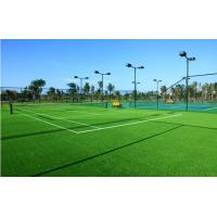 Wholesale 8800Dtex Green Tennis Pitches Synthetic Turf Grass w/ Yarn 20mm,Gauge 3/8 from china suppliers