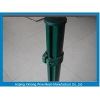 Quality Easy Install Garden Fence Posts Metal Plastic Fence Post Caps Various Styles / Colors for sale