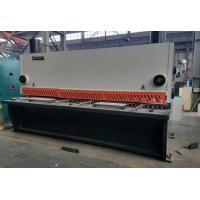 Quality Qc11y - 8*2500 Hydraulic Press Brake CNC 8t 2500mm Steel Plate Welding Structure Guillotine for sale
