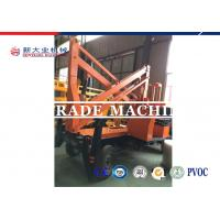 Quality Diesel Self Propelled Articulating Boom Lift With CE SGS Certification for sale
