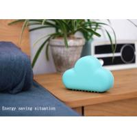 Wholesale Intelligent Acoustic Cloud Shaped USB Decorative Led Night Lights Electronic Alarm Clock from china suppliers