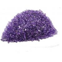 Wholesale Diamond Cut Natural Amethyst Jewelry For Peridot Rings 0.021cts from china suppliers