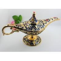 Wholesale Shinny Gifts Fashion Home Design Golden Aladdin's Magic Lamp from china suppliers