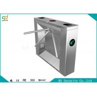 Wholesale Access Turnstile Gate Waist Height Turnstiles Security Gate Barrier from china suppliers