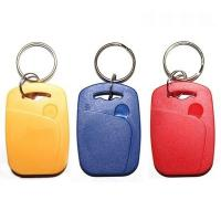 Wholesale UID+T5577/EM4305/5200 dual-frequency keychain,can be repeated erased fobs from china suppliers