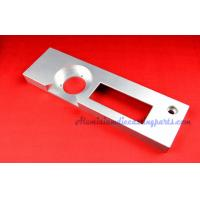 Wholesale Al6061 T6 CNC Machined Parts , Audio Front Panel Precision CNC Machining from china suppliers