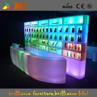 Wholesale Waterproof Acrylic LED Wine Ice Bucket for Bars / Party / Events / Hotels from china suppliers