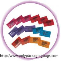 Wholesale Customized Printed Shampoo Bags Cooling Gel Foil Packaging Bags from china suppliers