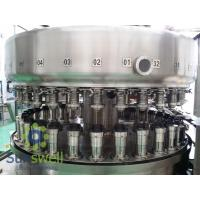 Wholesale Powerful  Automatic Aluminum Can Filling Machine For Beverage Juice / Beer Soda from china suppliers